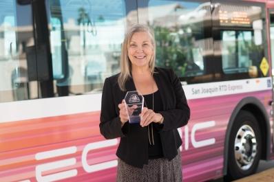 Donna DeMartino-CTF-award-4 Photo by RTD